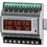 N43, 3-fázisú hálózati mérő / kijelző (63A)