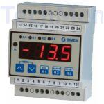 SRT-L70 hőmérséklet kijelző, szabályzó