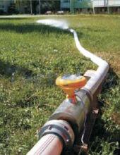 """Tűzcsap áramlásmérő Flowmic 5034 G 4"""""""