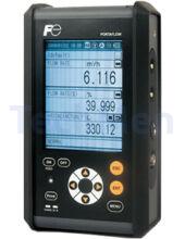 Portaflow C hordozható felcsatolható ultrahangos áramlásmérő alapkészlet