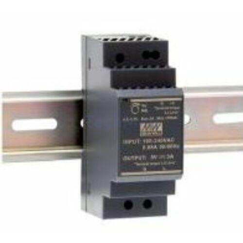 HDR-30 Tápegység (5 V, 12 V, 24 V, 48 V opcionálisan választható altípusok)