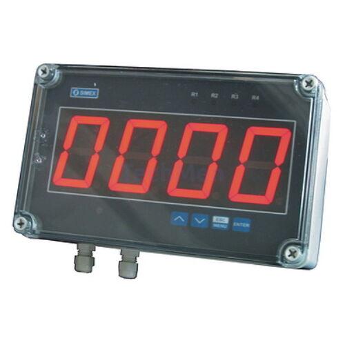 SLC-457 Nagyméretű fali időmérő