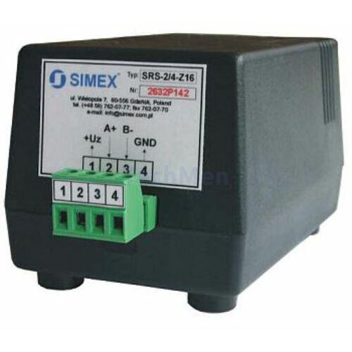 SRS-2/4-Z16-B1a adatrögzítő & modem