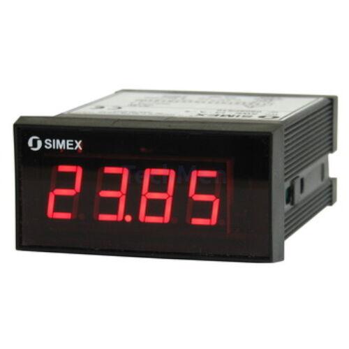 SWE-73-T Hőmérő, kijelző