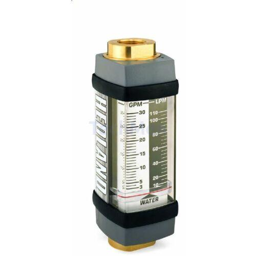"""Hedland PSI átfolyásmérő - indikátor (rotaméter) 1/4"""""""