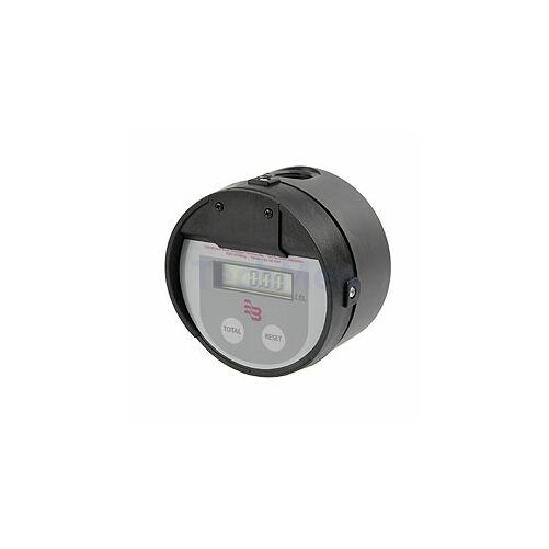 LM OG-I-PVC-ILR710 oválkerekes áramlásmérő AdBlue-ra és más agresszív folyadékokra