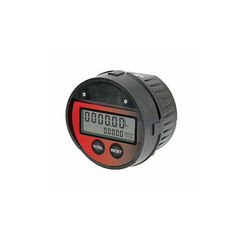 LM OG sztenderd oválkerekes áramlásmérő