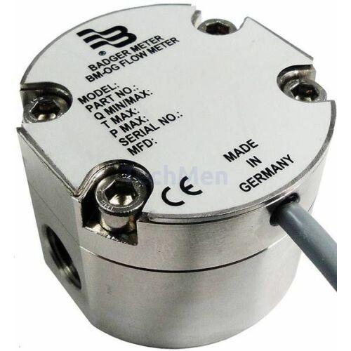 """IOG 1/4"""" oválkerekes áramlásmérő"""