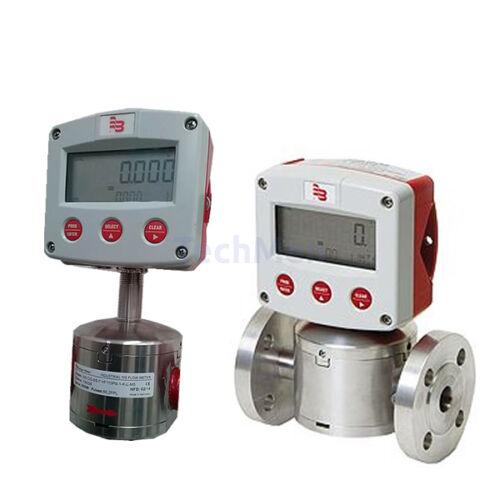 IOG SS ipari oválkerekes áramlásmérő ATEX kijelzővel