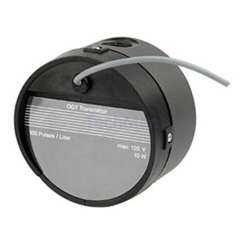 LM OG-TI-PVC oválkerekes áramlásmérő AdBlue-ra és más agresszív folyadékokra