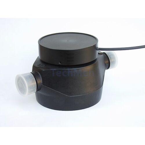 RCDL mechanikus áramlásmérő kijelző nélkül, impulzus kimenettel