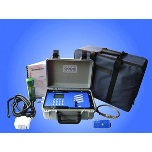 DMHFP hordozható felcsatolható áramlás és hőmennyiség mérő készlet