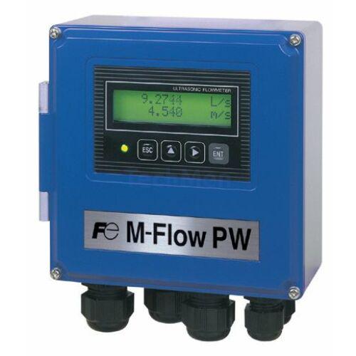 M-FLOW PW felcsatolható áramlásmérő készlet