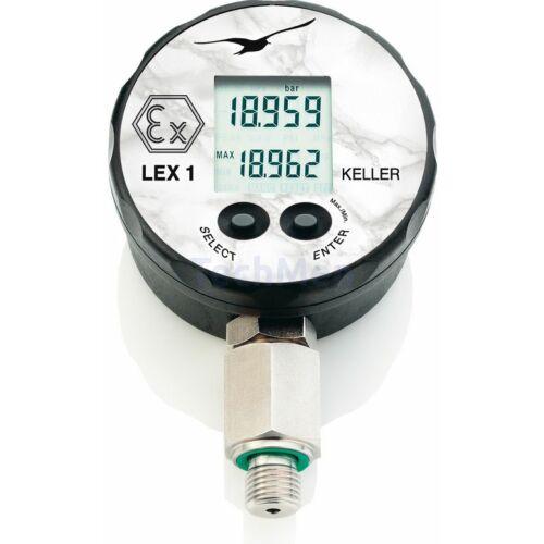 LEX1 (LEX1 Ei)  nagy pontosságú digitális manométer