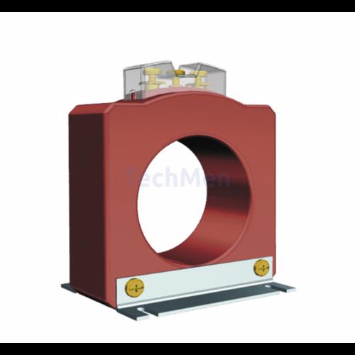 LRC2 90/50(40) epoxi gyanta bevonatú áramváltó (1 pontossági osztály)