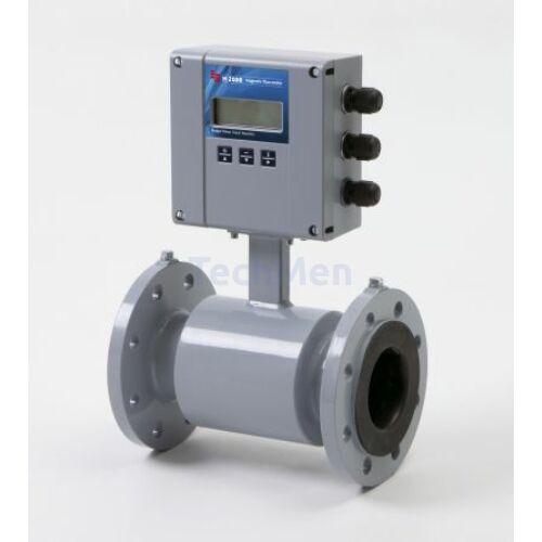 M 2000 Indukciós áramlásmérő - karimás, ivóvíz mérésére