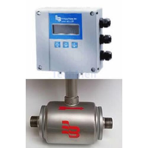 M 2000 Indukciós áramlásmérő - csőmenet csatlakozással, PTFE béléssel