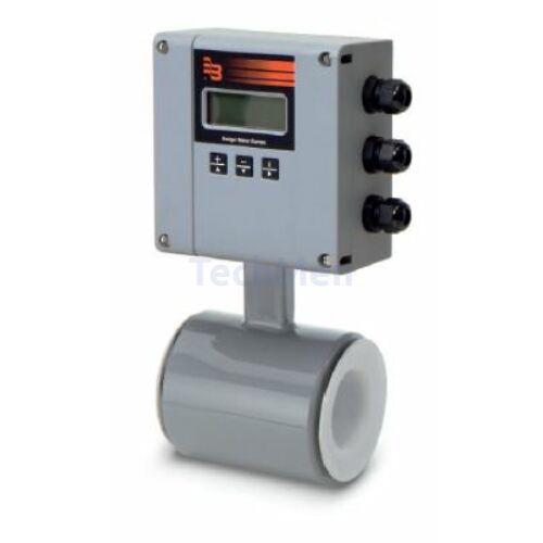 M 2000 Indukciós áramlásmérő - WAFER (szendvics), PTFE béléssel
