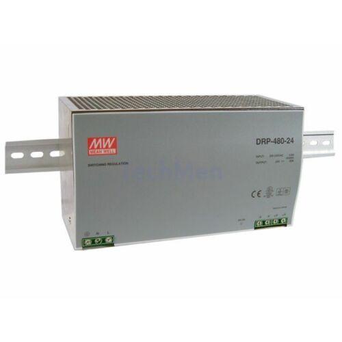 DRP-480-24 Tápegység