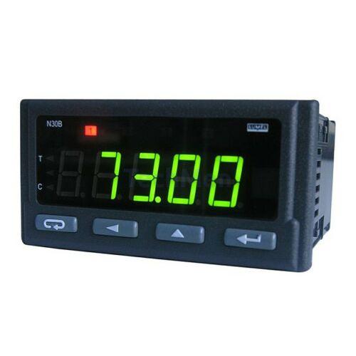 N30B data logger - mérés-adatgyűjtő