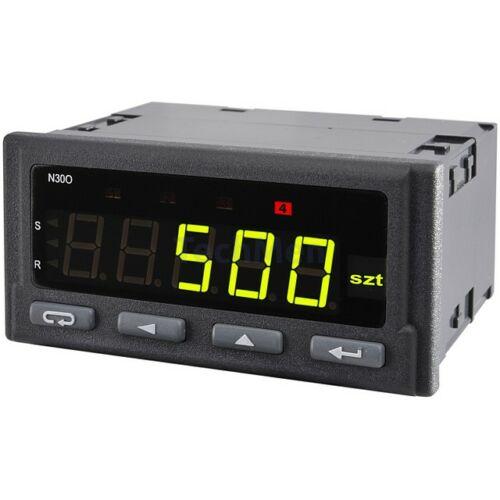 N30O Impulzus számláló, időzítő, áramlásmérő, üzemóra számláló