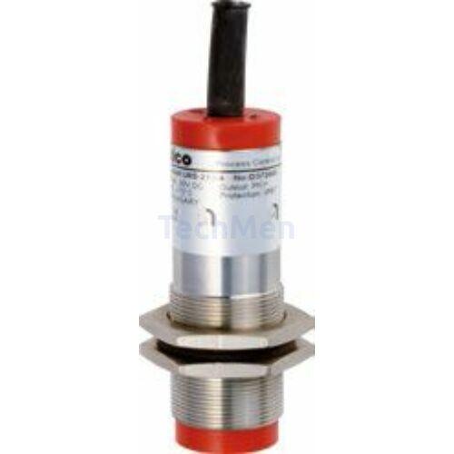 Microsonar UTS-210 ultrahangos távolságmérő analóg kimenet, rozsdamentes acél ház (méréstartomány: 0,2 -  1 m)