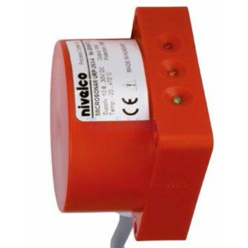 Microsonar UTP-260 ultrahangos távolságmérő műanyag ház, analóg kimenet (méréstartomány: 0,4 -  6 m)