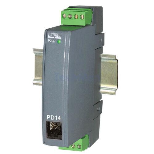 P20H - DC áram vagy fesz. konverter, távadó