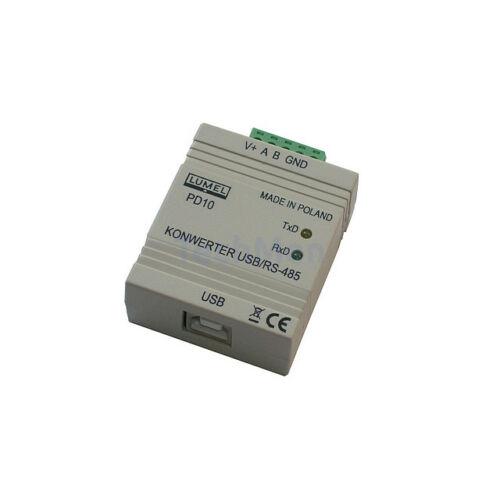 PD10 interfész RS-485/USB (Lumel eszközökhöz)
