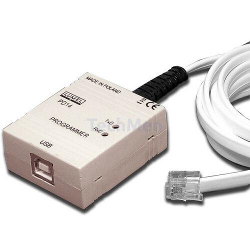 PD14 USB interfész (LUMEL eszközökhöz)