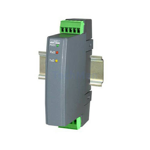 PD51A, RS-232 / RS-485 konverter, repeater