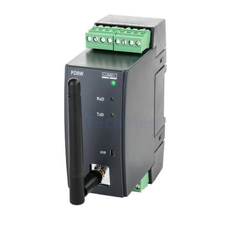 PD8W, WiFi Ethernet / RS-485 interface