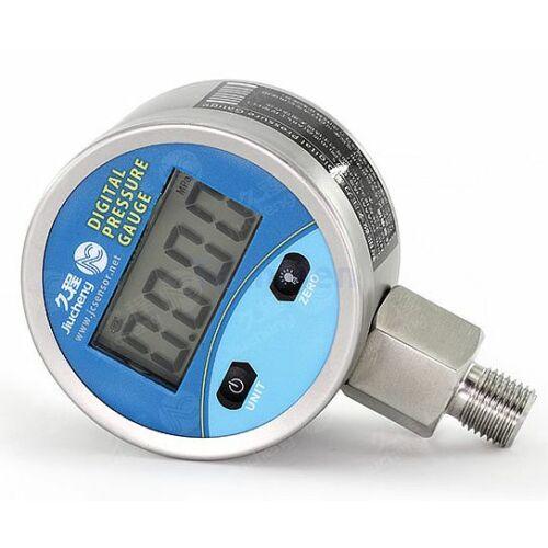 JC640-60 Digitális manométer 10 bar - relatív nyomásmérés