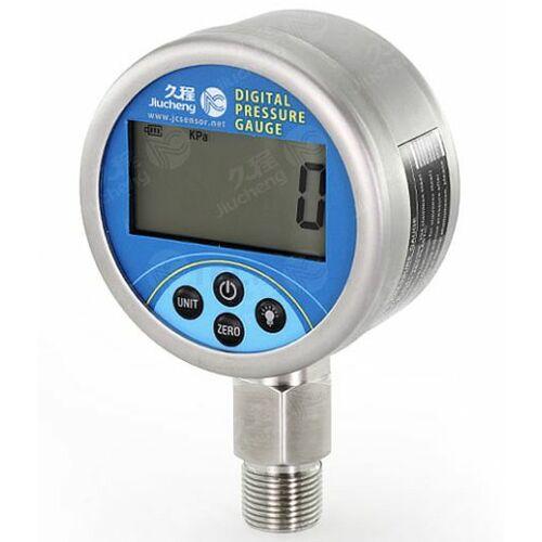 JC640-80 Digitális manométer 80mm - relatív nyomásmérés