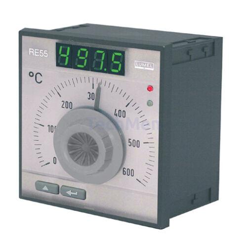 RE55 Hőmérséklet szabályzó, PID