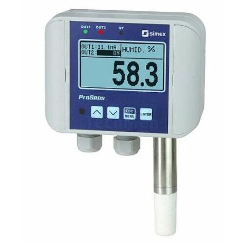 Prosens QM-200, kijelző - mérő - távadó - szabályzó