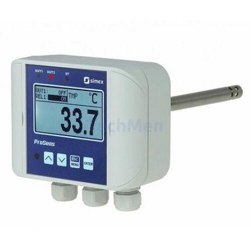 Prosens QM-400, kijelző - mérő - távadó - szabályzó