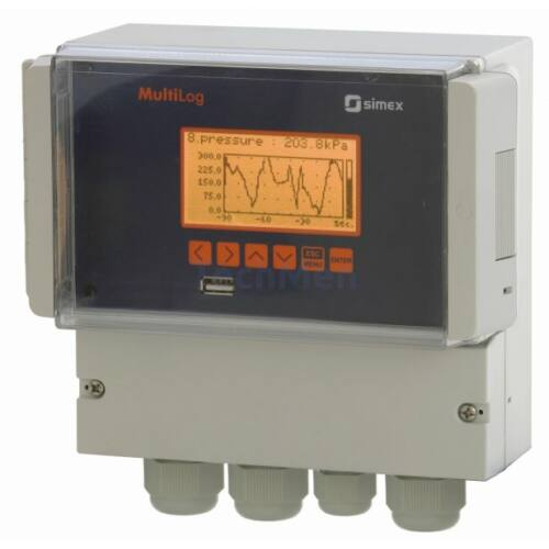 SRD-N16 kijelző és adatrögzítő 1 bemenet