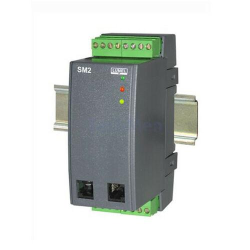 SM2 négycsatornás analóg jel / RS-485 konverter