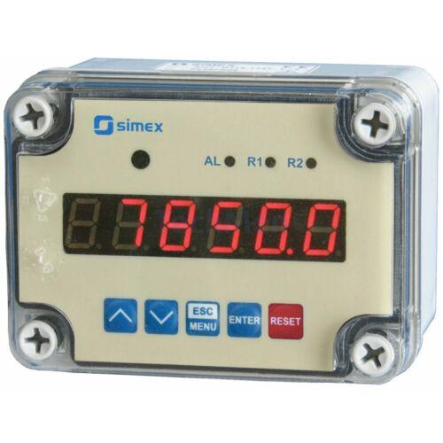 STI-N118 Tachométer, sebesség ill. fordulatszám mérő