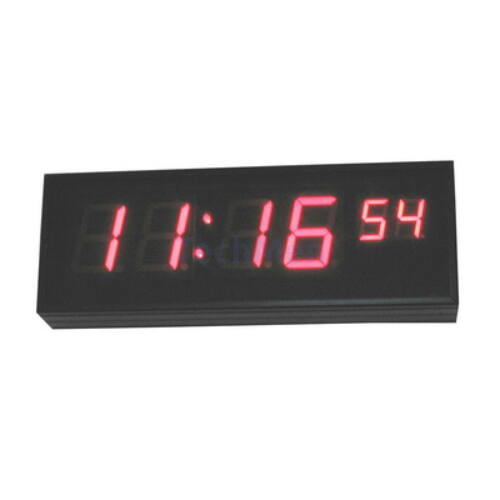 SWZ-W610-1F00 Nagyméretű óra, hőmérő