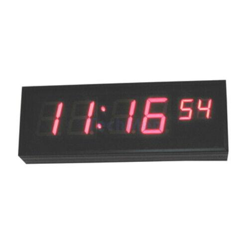 SWZ-W610-1J00 Nagyméretű óra, hőmérő